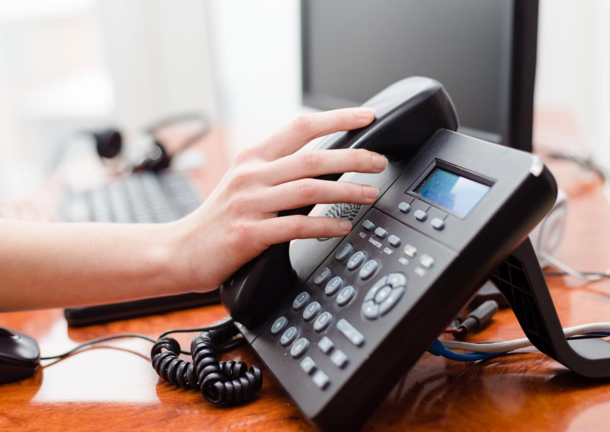 segreterie telefoniche e centralini